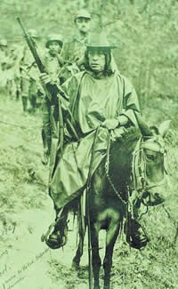Medrano in the 1969 war