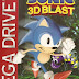 Video Games That I Played: Sonic 3D Blast