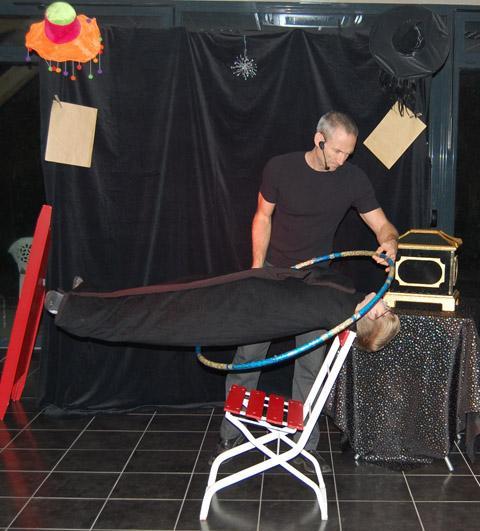 spectacle de magie Finistere
