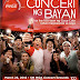 Coca Cola's Concert ng Bayan Today!