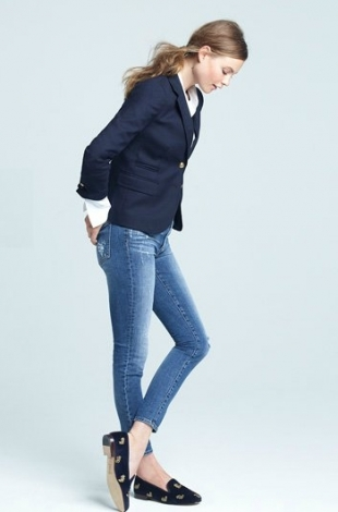 J.Crew Fall Denim Collection 2012-6
