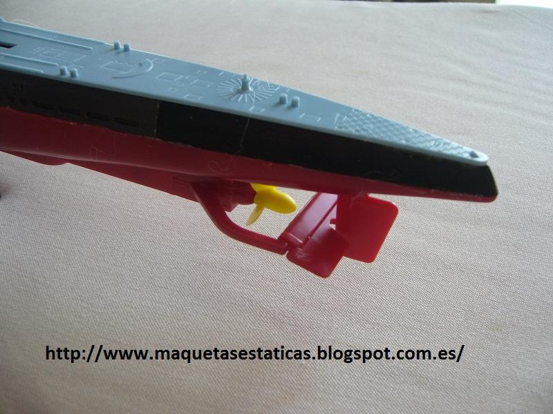 Maquetismo Est�tico: Kriegsmarine Type IXB submarine