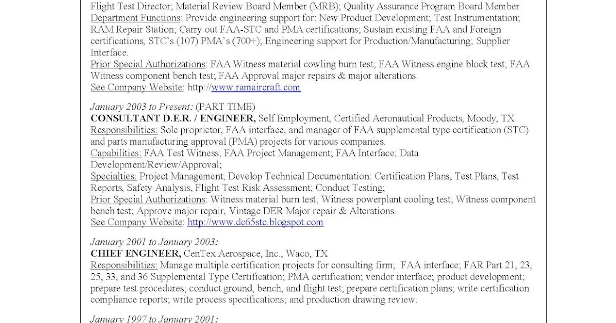 terry bowden consultant der resume
