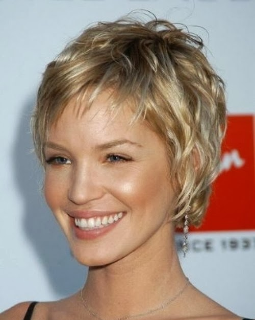 short curly hairstyles 2014 - Short Curly Hairstyles 2014 – Best ...