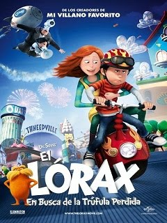 El Lorax (2012) 3GP