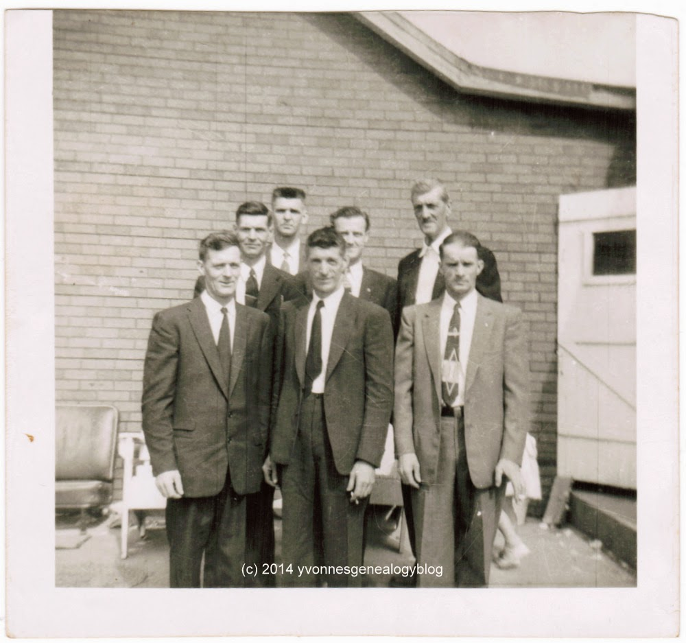 Eugene Desgroseilliers in 1957
