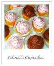 Schnelle Cupcakes
