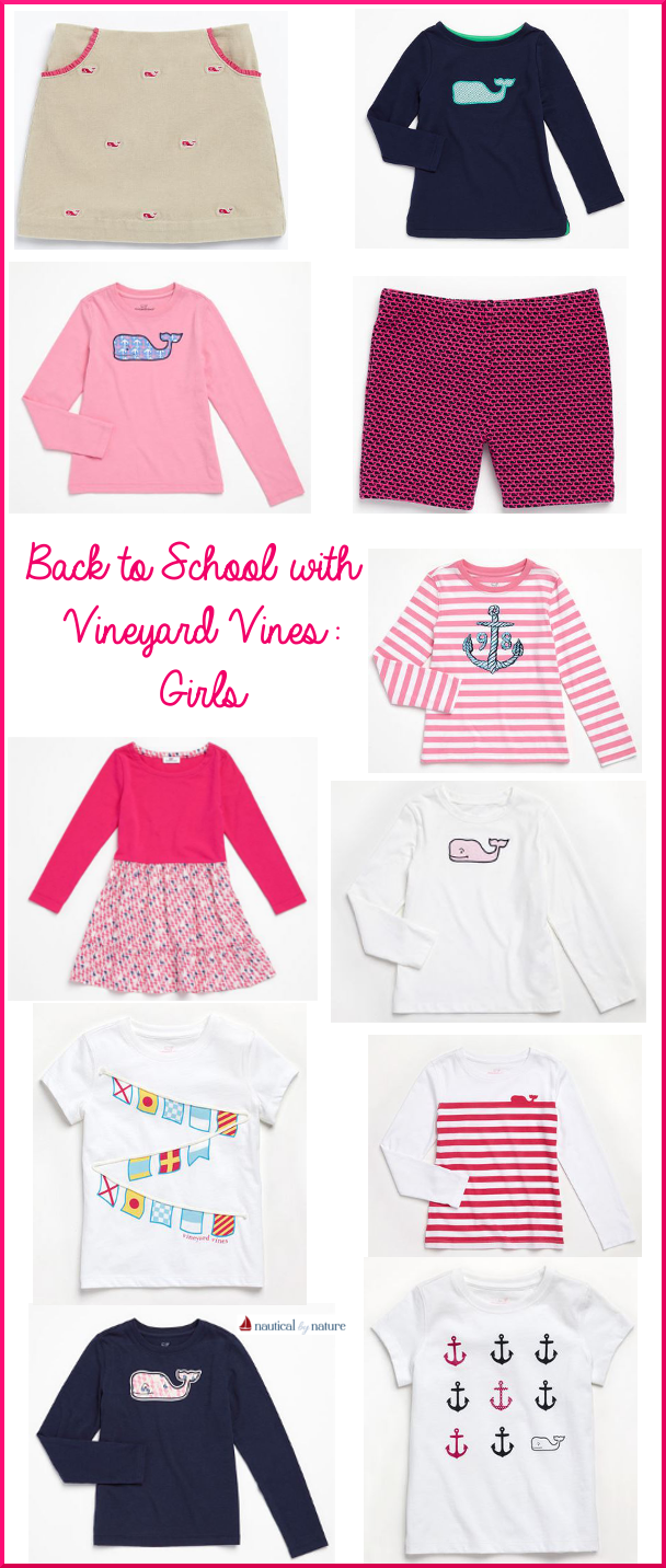 Nautical by Nature | Back to School: Vineyard Vines