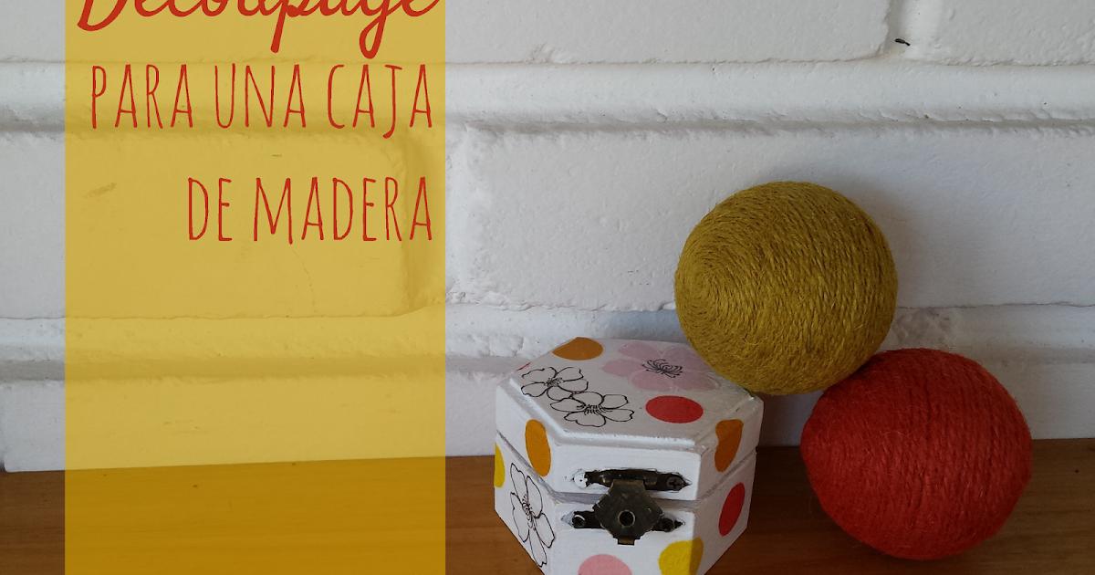 Caja Decorativa Para Exterior