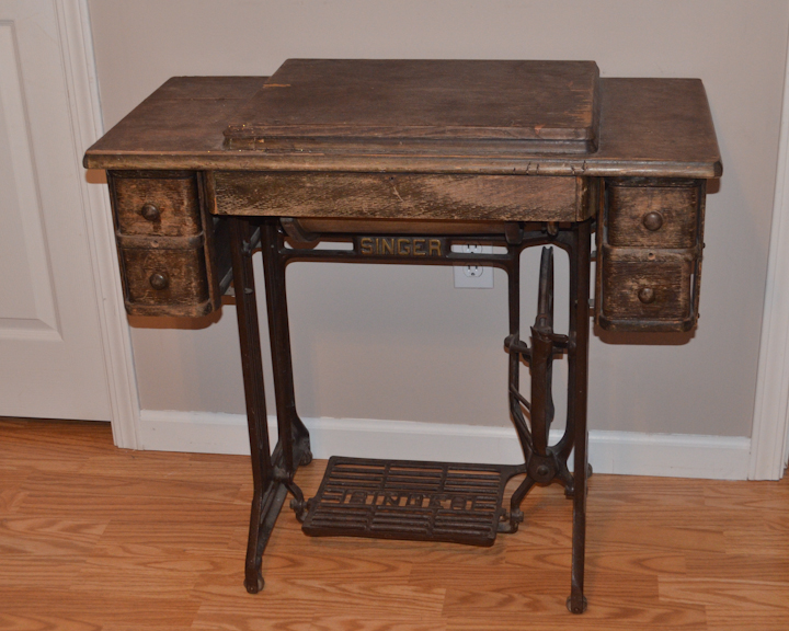 Sewing Table Ideas