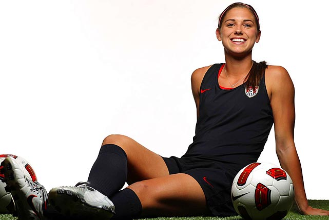 Alex Morgan Soccer