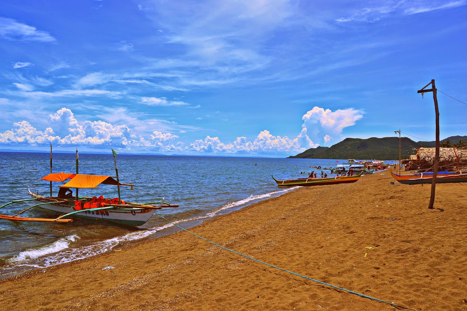 Pasacao Beach Resort
