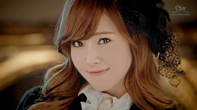 SNSD Jessica in SHINee Sherlock music video