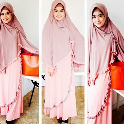 Jilbab Terbaru 2015 Ala Yulia Rahman