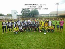 Escolinha de Ilicínea no Sul Mineiro