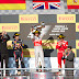 2012 United States Grand Prix: Hamilton Wins over Vettel!