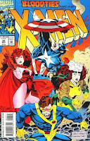 X-men 26 Bloodties cover