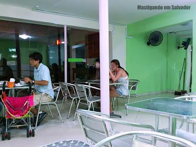 Suco 24h Rio Vermelho: Ambiente
