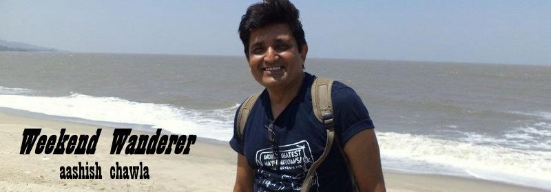 Weekend Wanderer a blog by Aashish Chawla
