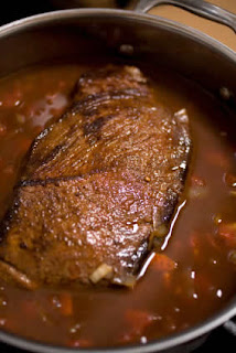 how to cook braising steak in the oven