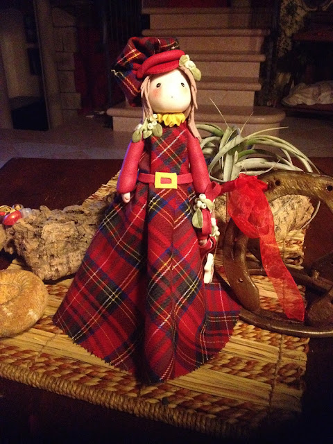 bambola pasta mais scozzese