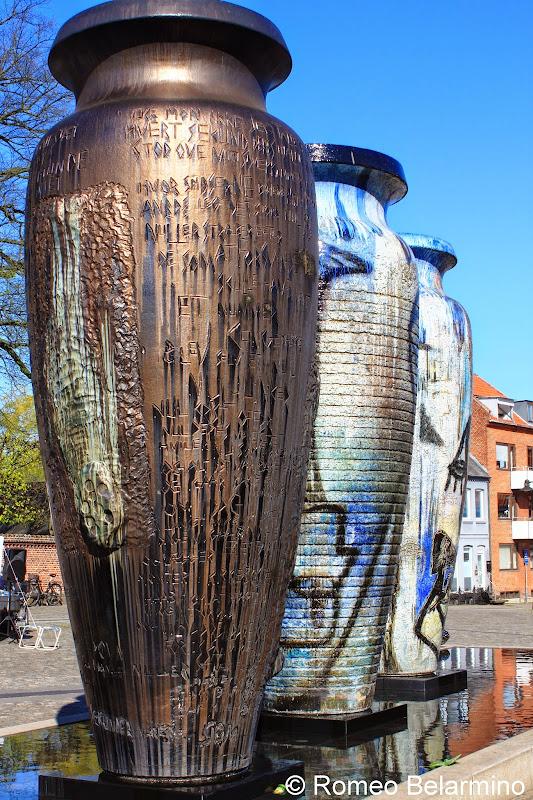 Roskilde Vases Denmark