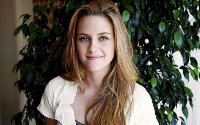 American Actress Kristen Stewart