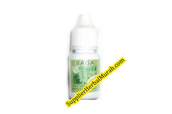 Herbal Tetes Saga (Batuk, Sariawan, Sakit Tenggorokan)