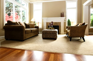 how to join hardwood floor to carpet