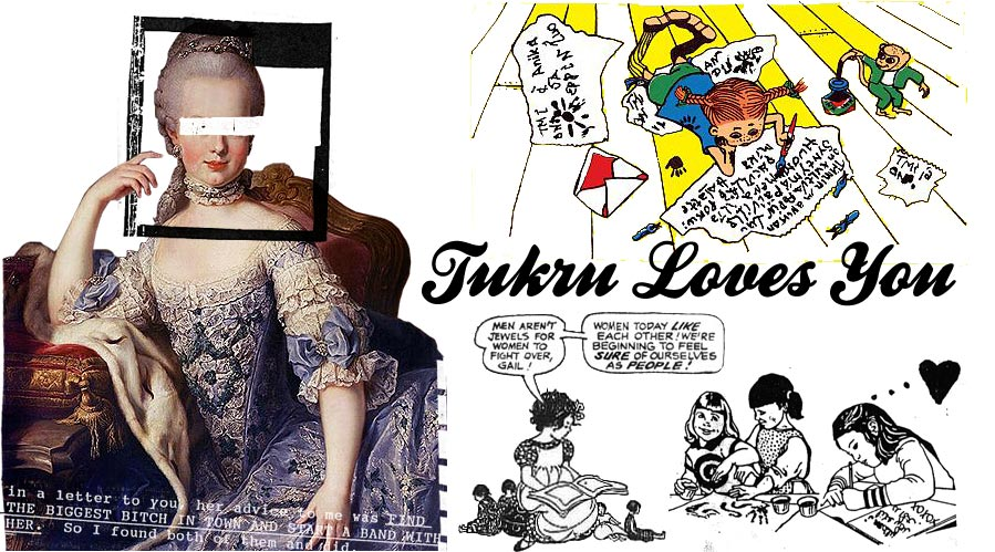♥ ♥ ♥ TUKRU LOVES YOU. ♥ ♥ ♥