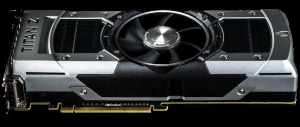 GTX Titan Z dari NVidia