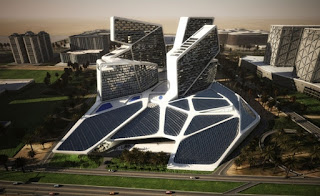 Sustainable 'Vertical Village', Dubai