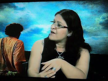 ALINE SANTOS NO PROGRAMA DE CLAUDINEY PRIETO NA BIOSEGREDO TV