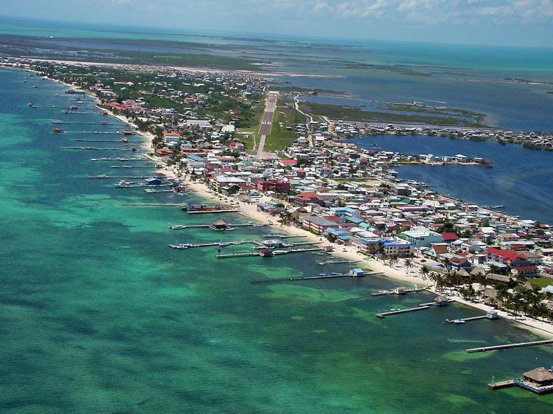 Belize tourist destinations for Rio vista fishing spots