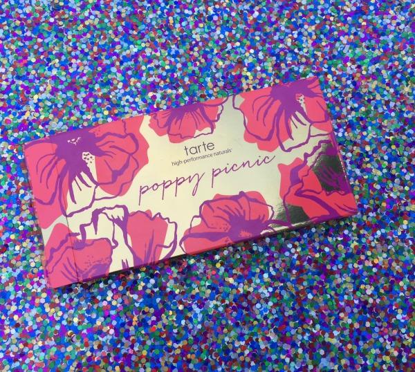 tarte poppy picnic palette
