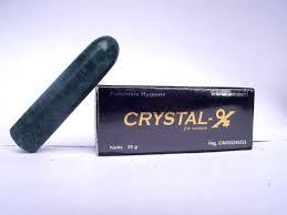 harga crystal x nasa asli