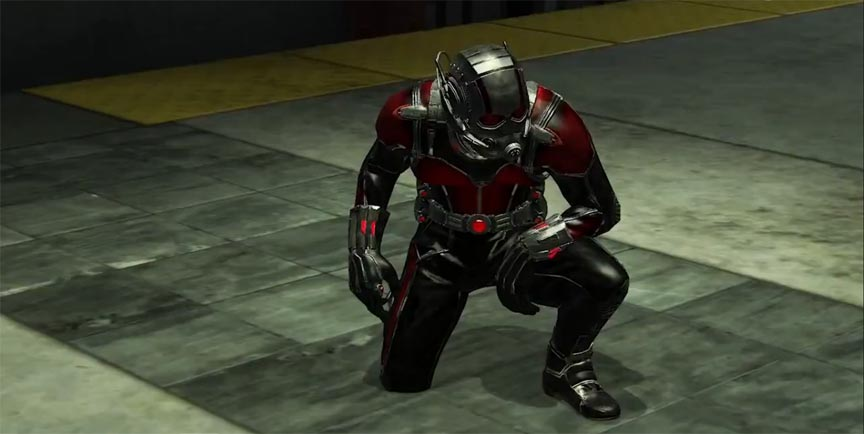 The Huh?: Ant-Man: Ant Invasion of Marvel Heroes 2015!