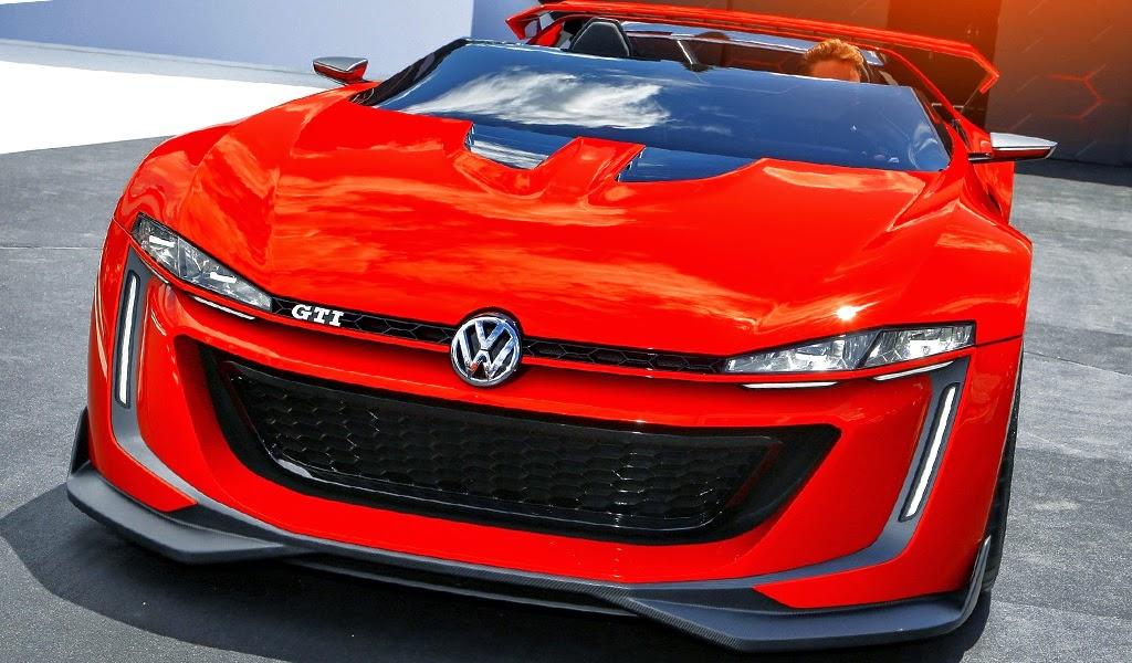 2014 Volkswagen GTI Roadster Concept Photo