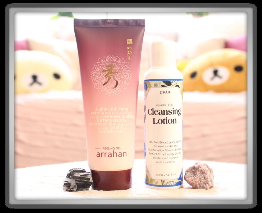 겟잇뷰티박스 by 미미박스 memebox beautybox # Special #19 Cleansing Kit unboxing review box d'ran wonder pure cleansing lotion arrahan peeling gel