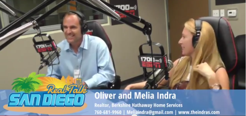 Oliver and Melia Indra on Real Talk radio