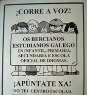 Día da lingua galega no Bierzo