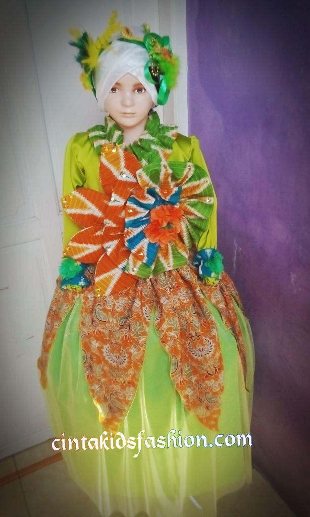 Unik Nih Baju Muslim Pesta Untuk Anak