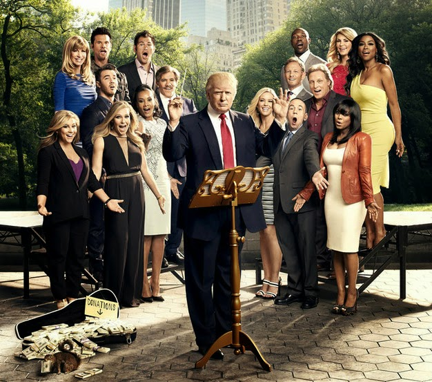 The 7th Celebrity Apprentice will air January 2015 on NBC.