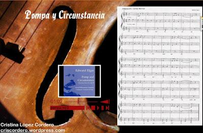 """Edward Elgar, """"Macrha de Pompa y Circunstancia"""""""