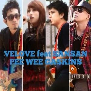 Velove feat Sansan (Pee Wee Gaskins) - Kekuatan Cinta