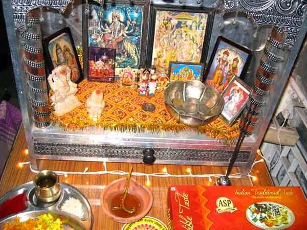 Puja 2014 in 2014 Lakshmi Puja is on