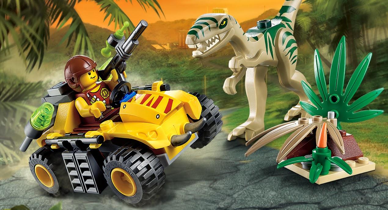 Lego Dino Coelophysis Ambush 5882