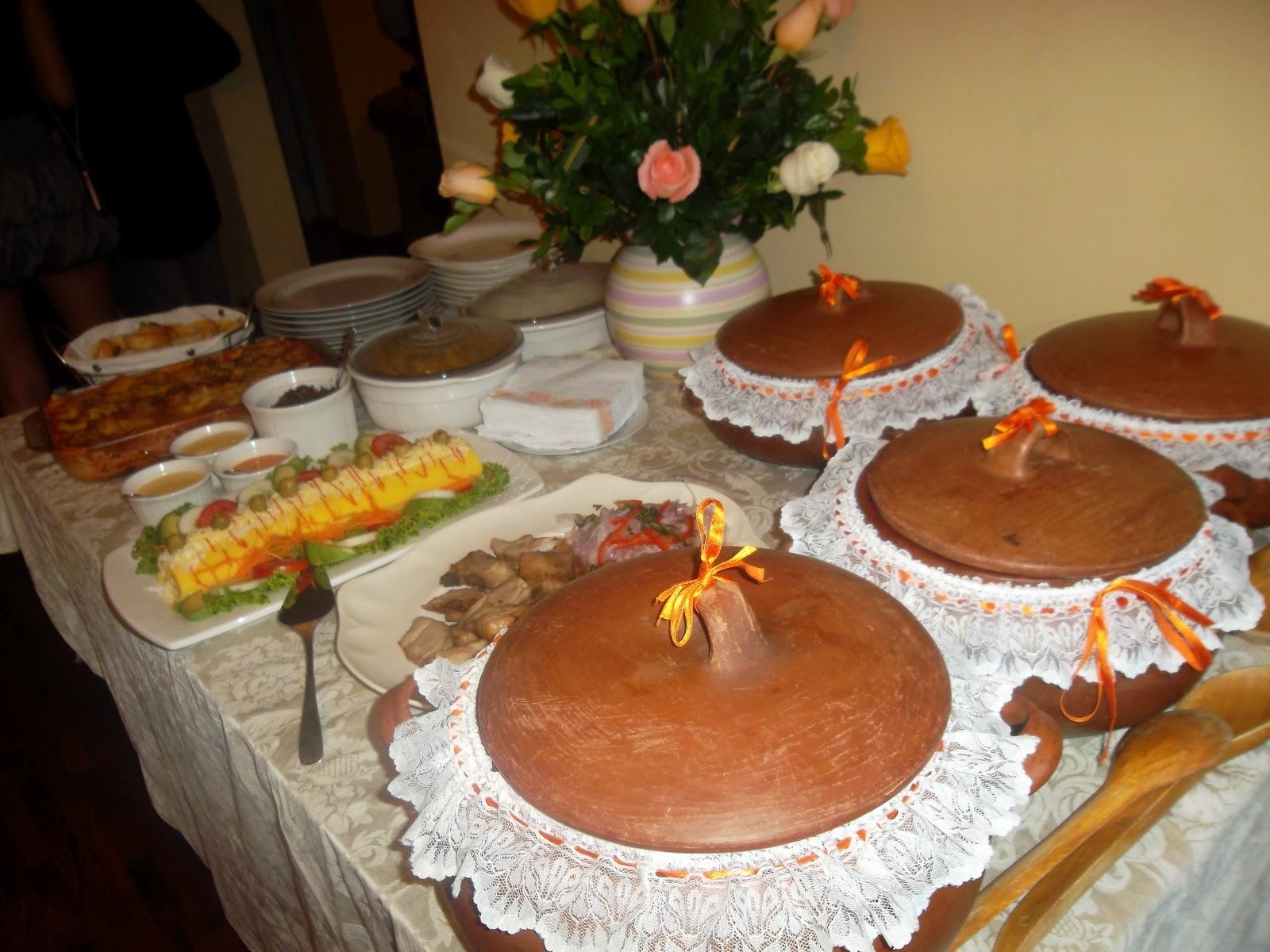 Cocina fabulosa for Decoracion de jardin con ollas de barro