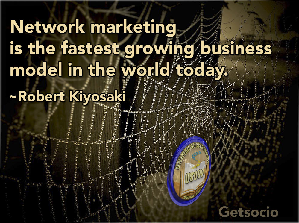 different types of network marketing