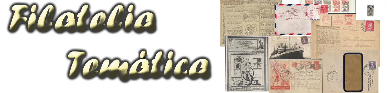Filatelia Temática